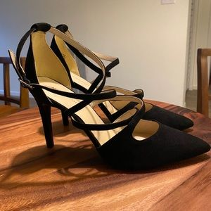 Marc Fisher Nestor D'orsay strappy heels
